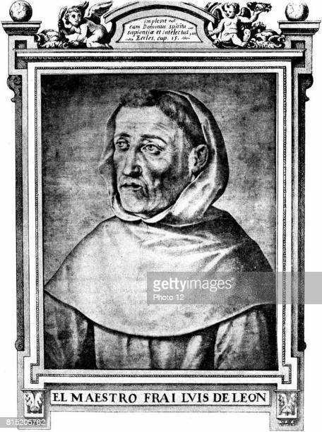 Fray Luis Ponce de Leon was a Spanish lyric poet and an Augustinian canon of the Spanish Golden Age
