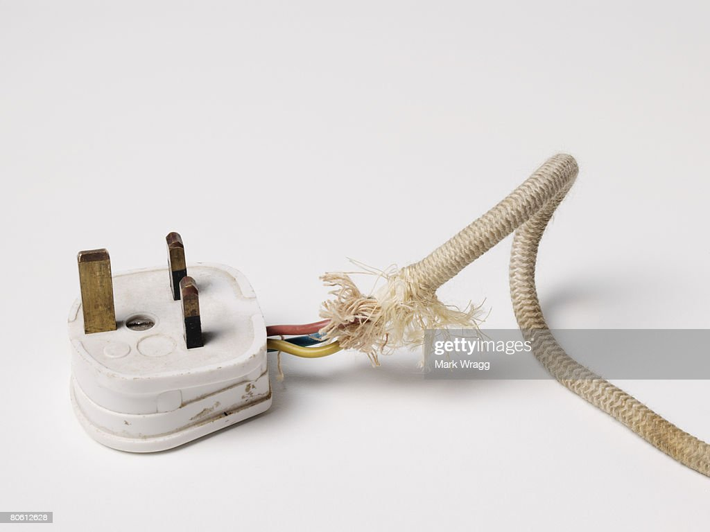 Beautiful Frayed Wire Cable Photos - Electrical and Wiring Diagram ...