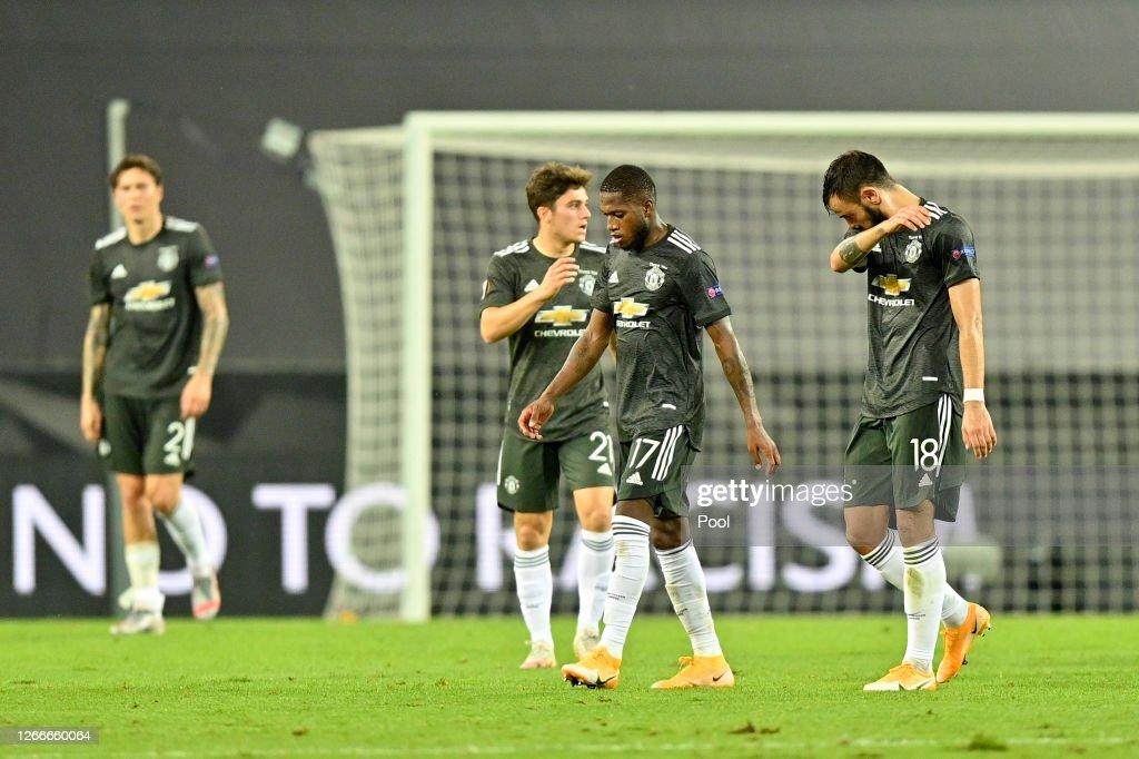 Sevilla v Manchester United - UEFA Europa League Semi Final : ニュース写真
