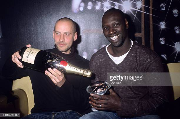 Fred and Omar during Moet Chandon Fabulous Night September 27 2006 at Bataclan Club in Paris France