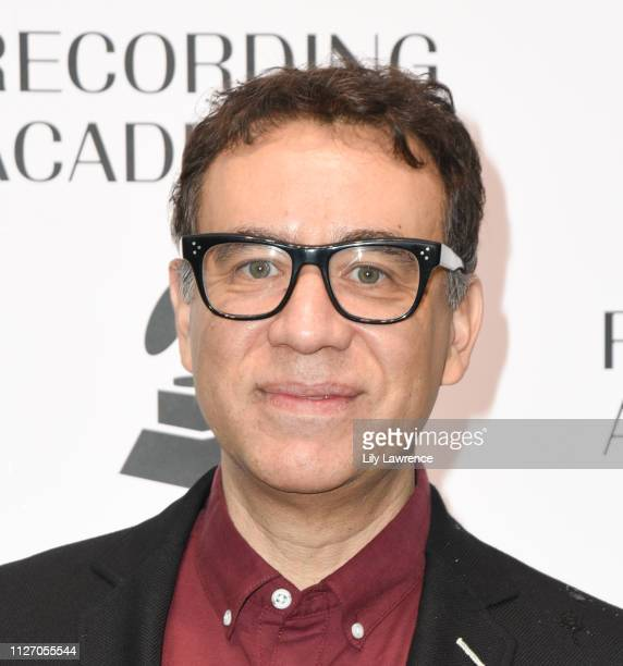 Fred Armisen attends LAC's 61st GRAMMY Nominee Celebration on February 02 2019 in Los Angeles California