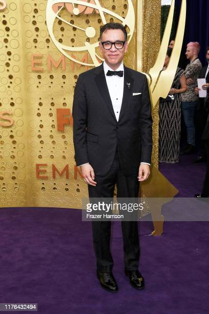 Fred Armisen attends the 71st Emmy Awards at Microsoft Theater on September 22 2019 in Los Angeles California
