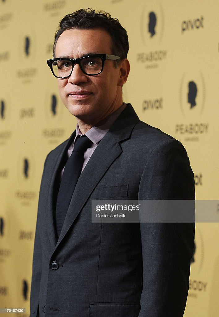 Fred Armisen attends The 74th Annual Peabody Awards Ceremony at Cipriani Wall Street on May 31, 2015 in New York City.
