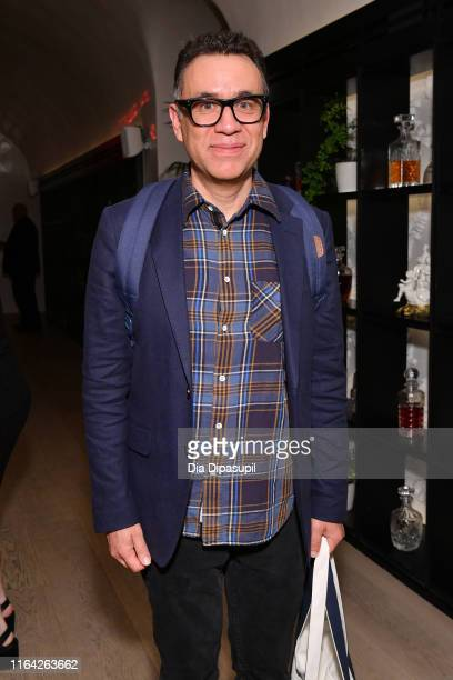 Fred Armisen attends the Orange is the New Black Season 7 World Premiere Screening and Afterparty 2019 on July 25 2019 in New York City