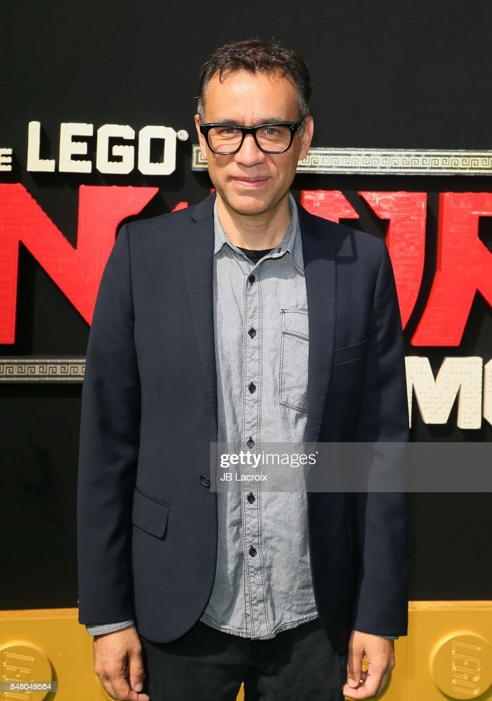 Fred Armisen attends the premiere of Warner Bros. Pictures' 'The LEGO Ninjago Movie' on September 16, 2017 in Westwood, California.