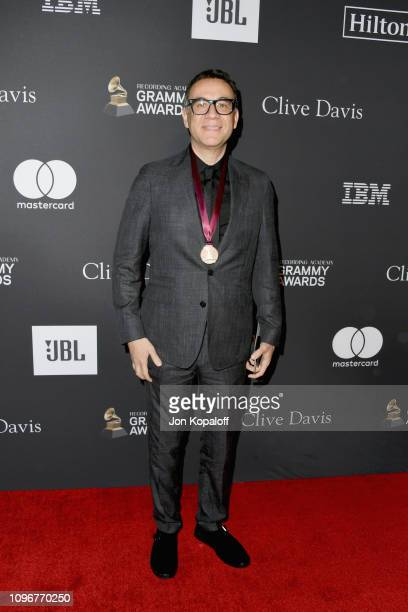 Fred Armisen attends The Recording Academy And Clive Davis' 2019 PreGRAMMY Gala at The Beverly Hilton Hotel on February 9 2019 in Beverly Hills...