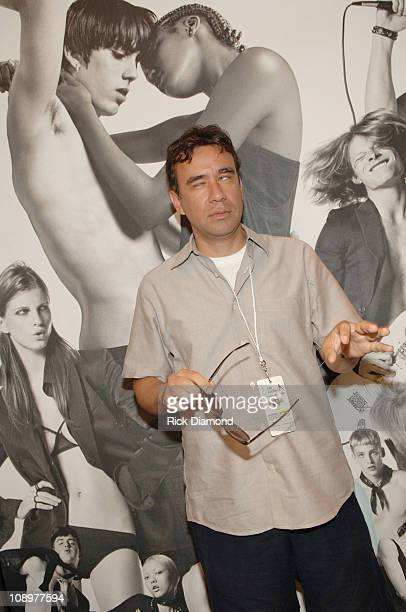 Fred Armisen of SNL *EXCLUSIVE COVERAGE* during ck one Music Lounge at Hard Rock Hotel - Produced by BMF Media Group - Day One at Hard Rock Hotel in...