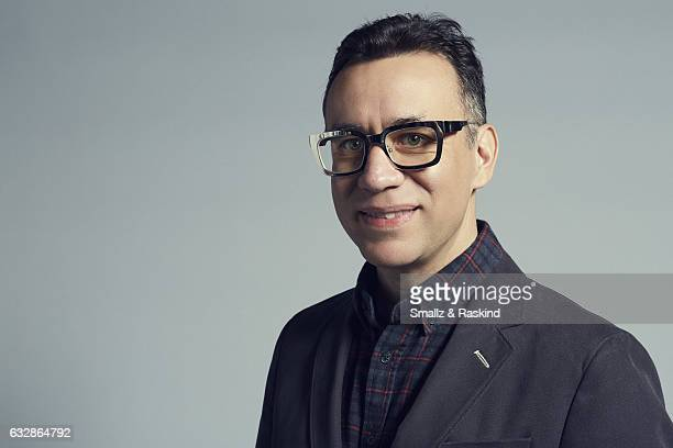 Fred Armisen poses for a portrait at the 2017 People's Choice Awards at the Microsoft Theater on January 18 2017 in Los Angeles California