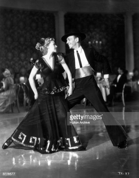 Fred Astaire and Ginger Rogers star in the film 'The Story of Vernon Irene Castle' the story of a husband and wife dance team prior to World War I...