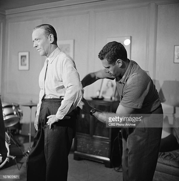 Fine Fred Astaire At Home For Person To Person Image Dated June Download Free Architecture Designs Grimeyleaguecom