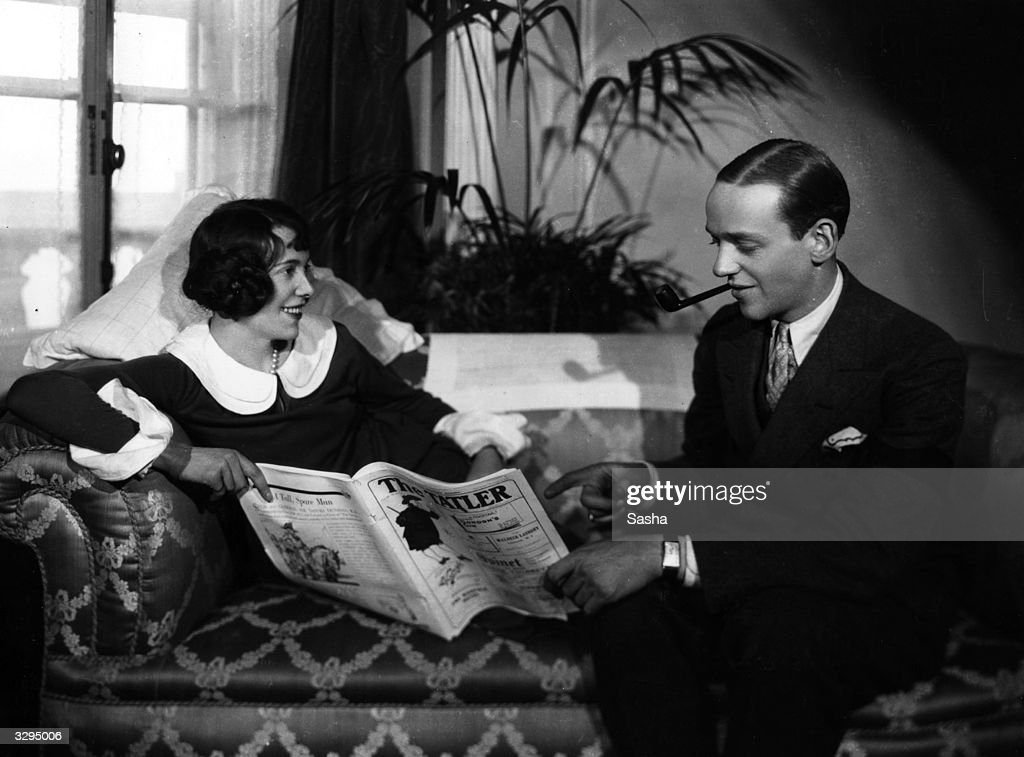 Fred Astaire : News Photo