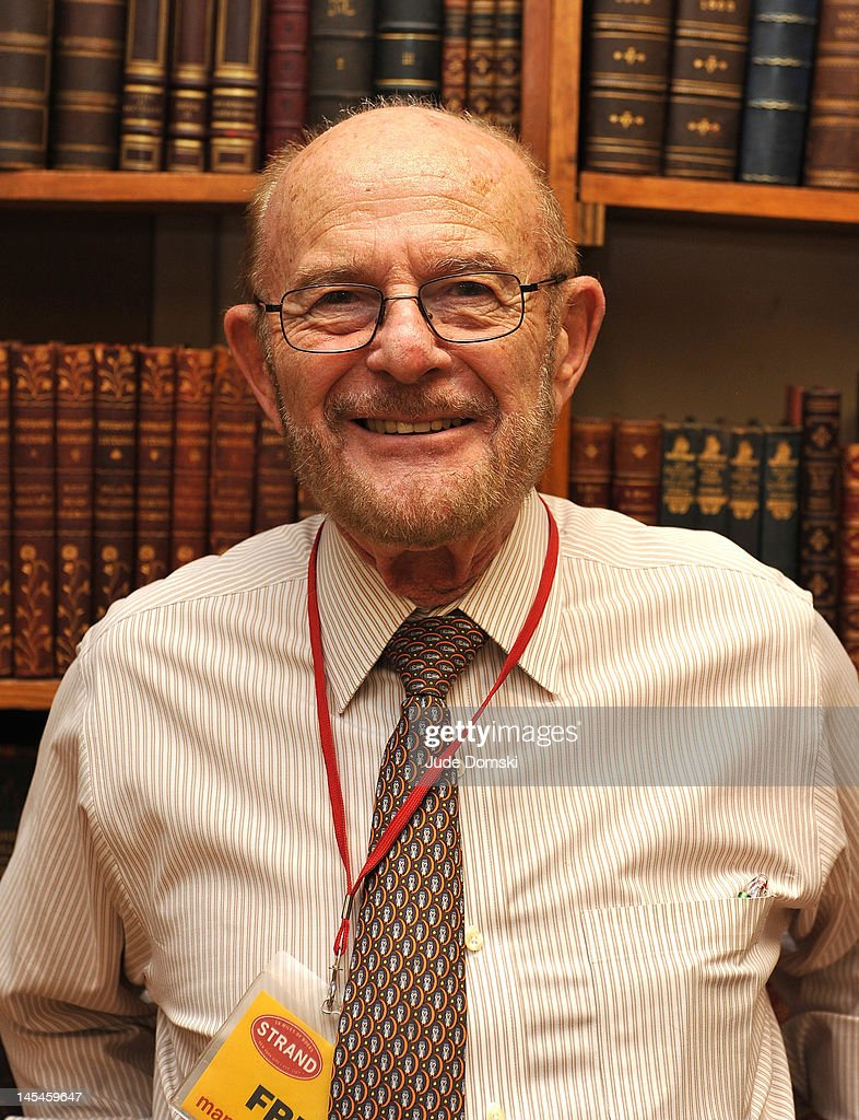 Fred Bass, Strand Bookstore owner and son of the founder, attends the 85th Anniversary celebration at the Strand Bookstore on May 30, 2012 in New York City.