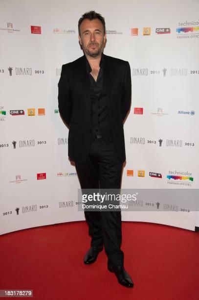 Fred Cavaye attends the Dinard British film festival closing ceremony on October 5 2013 in Dinard France