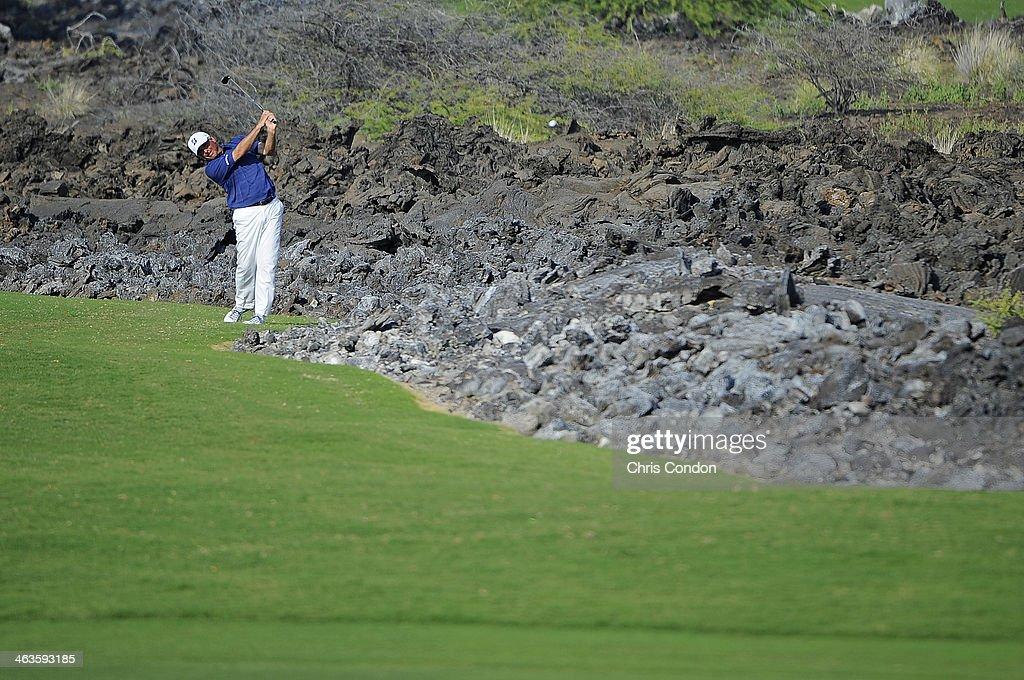 Mitsubishi Electric Championship at Hualalai - Round Two : News Photo