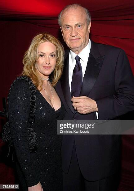 Fred Dalton Thompson and wife Jeri Kehn