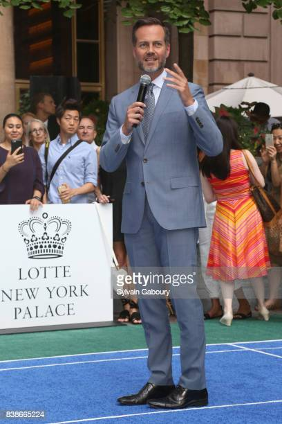 Fred Dixon attends 2017 Lotte New York Palace Invitational at Lotte New York Palace on August 24 2017 in New York City
