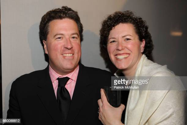 Fred Dombo and Ilene Dombo attend THE HUFFINGTON POST PreInaugural Ball at The Newseum on January 19 2009 in Washington DC