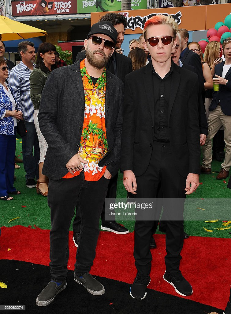 "Premiere Of Sony Pictures' ""Angry Birds"" - Arrivals"