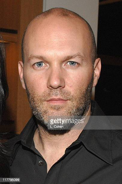 Fred Durst during Cartier and Michon Schur Host Cocktail Reception for the Preview of International High Jewelry Collection and Spring 2007 Fashion...