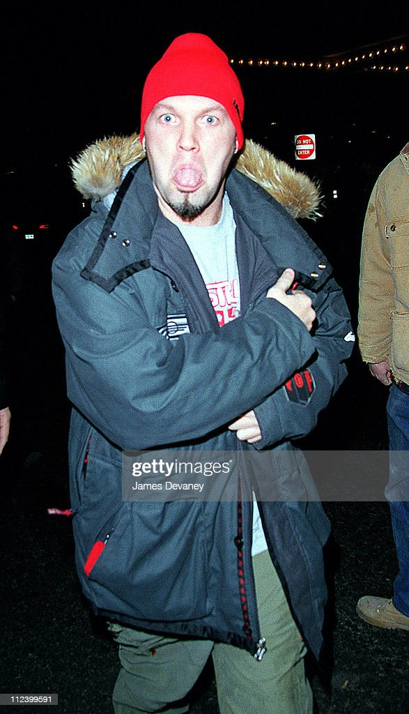 Fred Durst Giving Out Free Copies of his CD