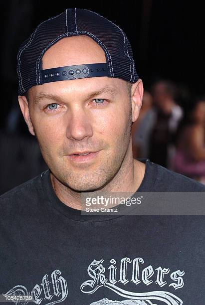 """Fred Durst during """"Lords of Dogtown"""" Los Angeles Premiere - Arrivals at Grauman's Chinese Theatre in Hollywood, California, United States."""