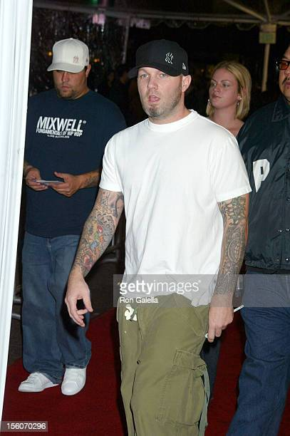 5f8fcd34487be Fred Durst during  Old School  World Premiere at Mann s Grauman s Chinese  Theatre in Hollywood.
