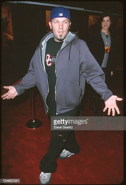 911a63842b148 Fred Durst during  The Beach  Hollywood Premiere at Mann Chinese Theatre in  Hollywood California
