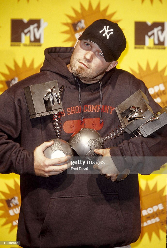 2001 Europe MTV Awards - Press Room