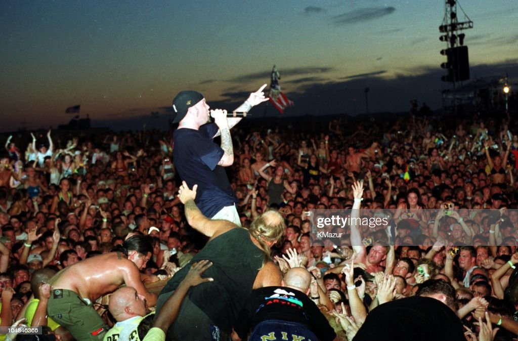 Woodstock 99s frozen galleries 56