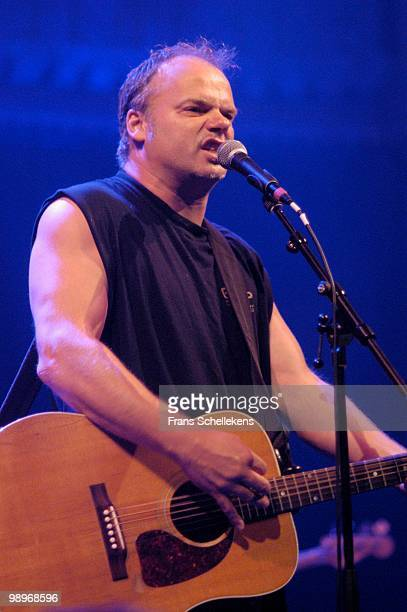 Fred Eaglesmith performs live on stage at Paradiso in Amsterdam, Netherlands on October 05 2002