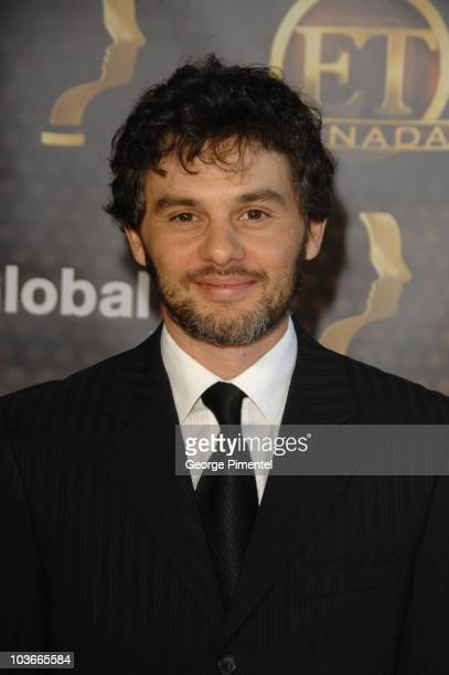 Fred Ewanuick attends The 22nd Annual Gemini Awards at the Conexus Arts Centre on October 28, 2007 in Regina, Canada.