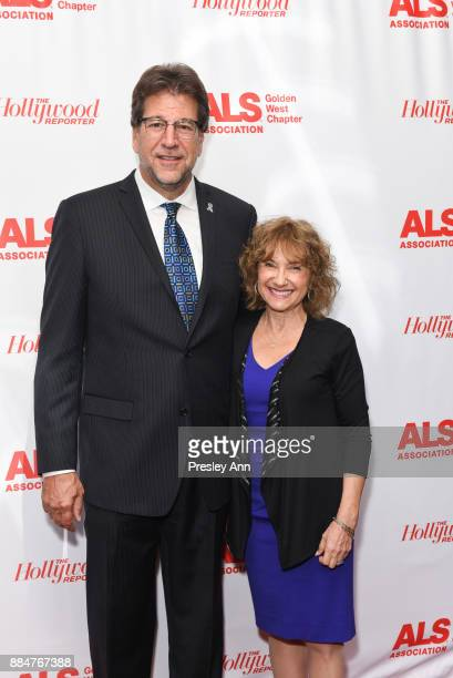 Fred Fisher attends ALS Golden West Chapter Hosts Champions For Care And A Cure at The Fairmont Miramar Hotel Bungalows on December 2 2017 in Santa...