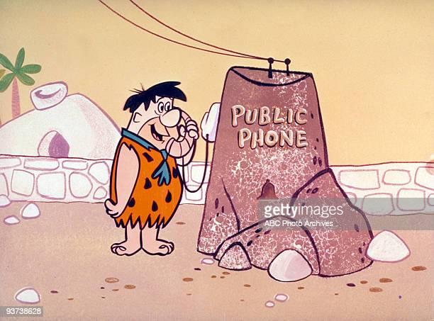FLINTSTONES 9/30/604/1/66 Fred Flintstone