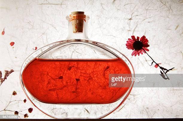 Fred fragrance bottle