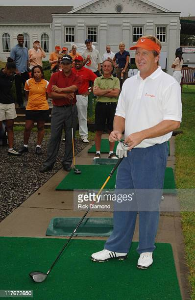 Fred Funk during Entertainment Golf Association's 4th Annual Celebrity Golf Tournament Presented by Vonage at Minisceongo Golf Club in Pomona, New...