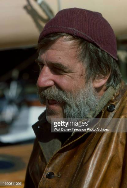 Fred Gwynne appearing in the ABC tv movie 'Captains Courageous'