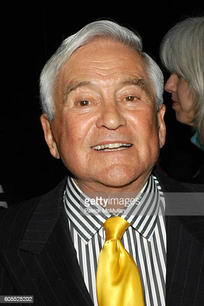 Fred Hayman attends HARRY WINSTON to Celebrate Opening of New Beverly Hills Flagship Store at Harry Winston on January 11 2006 in Beverly Hills...