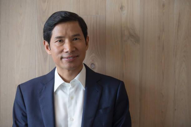 CHN: Primavera Capital Group Chairman Fred Hu Portraits