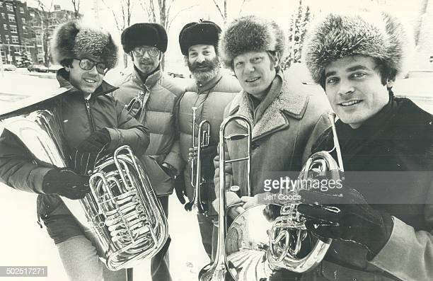 Fred Mills Chuck Daellenbach Graeme Page Eugene Watts and Ronald Romm