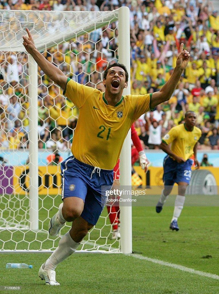 Group F Brazil v Australia - World Cup 2006 : ニュース写真