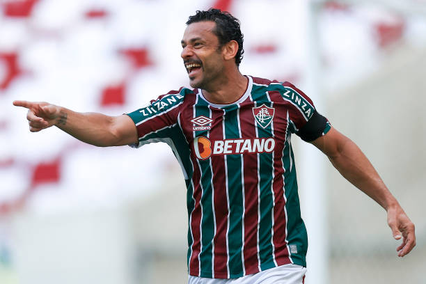 BRA: Fluminense v Red Bull Bragantino - Brasileirao 2021