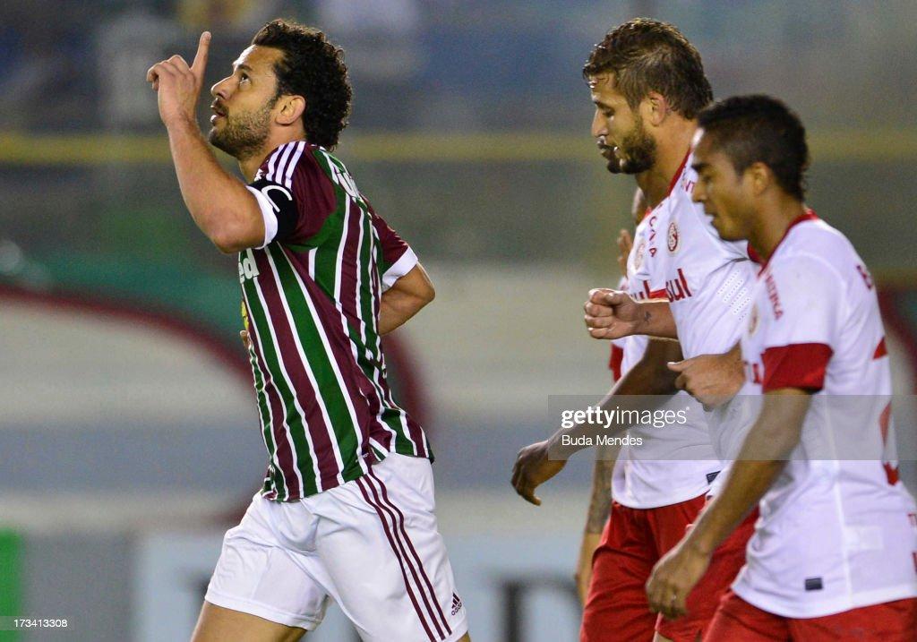 Fluminense v Internacional - Brazilian Serie A 2013