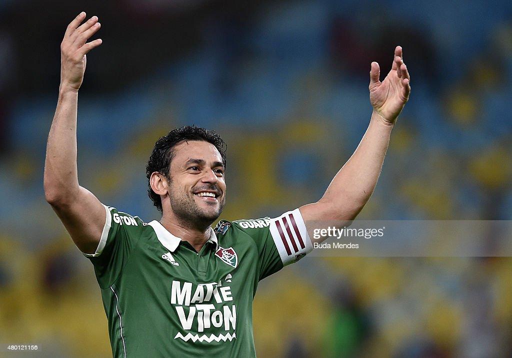 Fluminense v Cruzeiro - Brasileirao Series A 2015