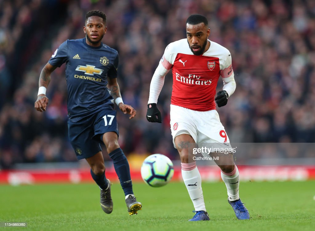 Arsenal FC v Manchester United - Premier League : News Photo