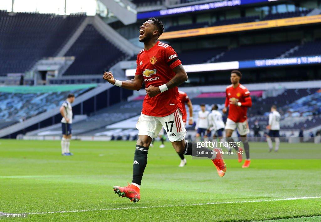 Tottenham Hotspur v Manchester United - Premier League : ニュース写真