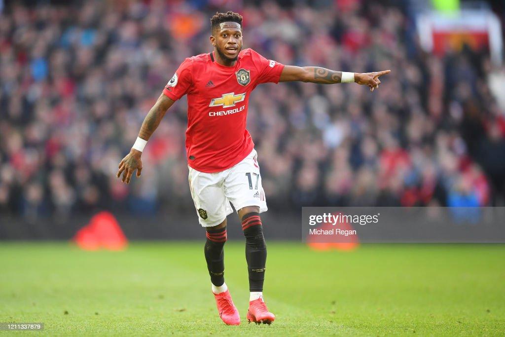 Manchester United v Manchester City - Premier League : ニュース写真