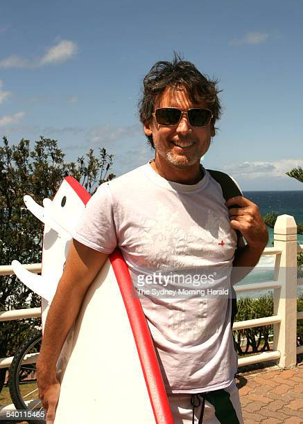 Fred Pawle at Bondi Beach Sydney 28 October 2006 SMH Picture by JACKY GHOSSEIN