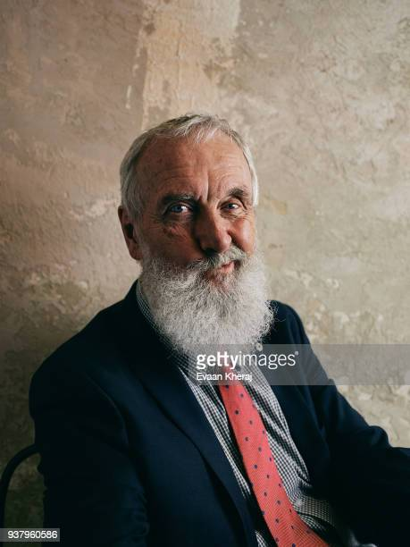 Fred Penner poses for a portrait at the YouTube x Getty Images Portrait Studio at 2018 Juno's Gala Awards Dinner on MARCH 25th 2018 in Vancouver BC