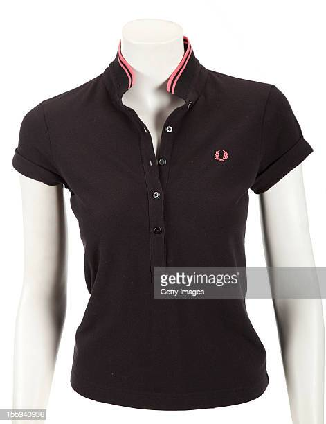 Fred Perry stylized polo shirt worn by Amy Winehouse in the advertising campaign Winehouse collaborated with the Fred Perry label on this 17piece...
