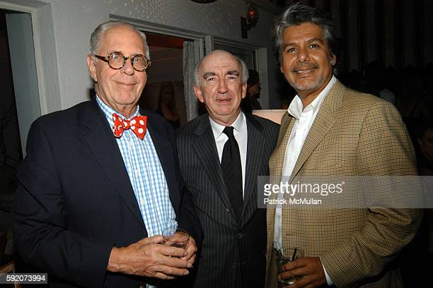 Fred Reinstein Michael Coady and Art Luna attend Jennifer Smith Hale and Carolyn Murphy host the launch of California's first lifestyle magazine 'C'...
